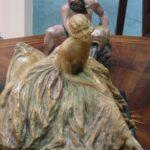 la-ballerina scultura in terracotta di G.Cacciapuoti-jpeg