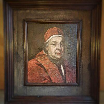 dipinto-papa-benedetto-XIV-antichità-grandi-jpeg
