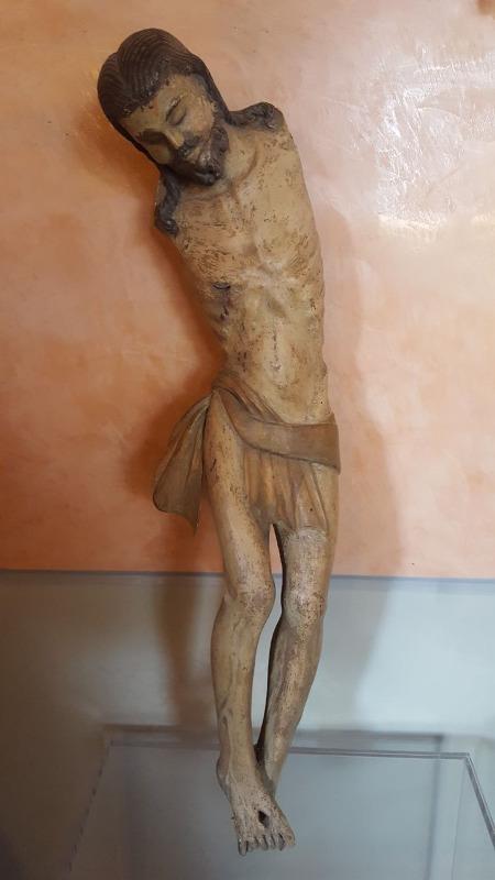 Cristo in legno policromo-jpeg