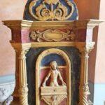 Tabernacolo in legno policromo-jpeg