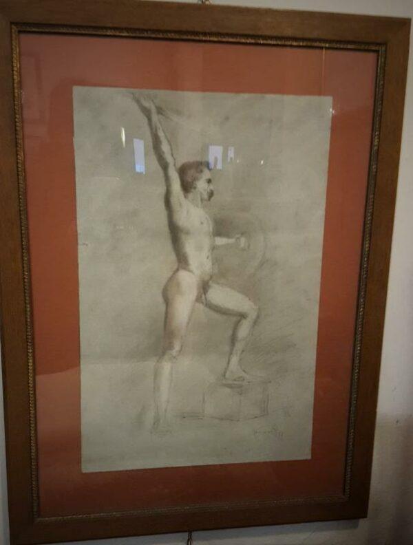 nudo maschile di fainardi-jpeg