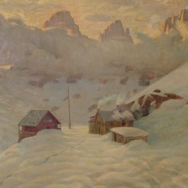 Igino Gatti Passo Sella 1934-1