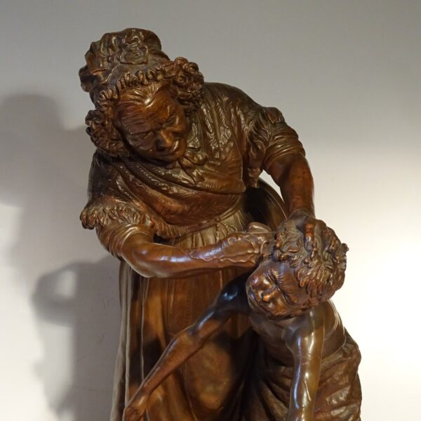 Terracotta You dirty boy di Giovanni Focardi-2