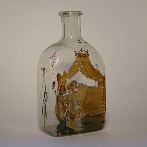 Bottiglia della manna di S.Nicola XVIII secolo-3