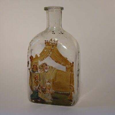 Bottiglia della manna di S.Nicola XVIII secolo