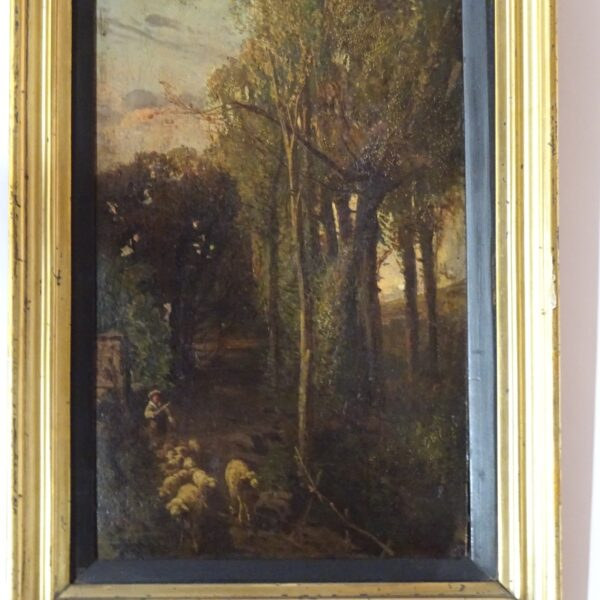 Luigi Marchesi Campagna romana -2